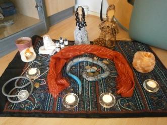 Het Healings altaar